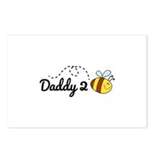 Daddy 2 Bee Postcards (Package of 8)