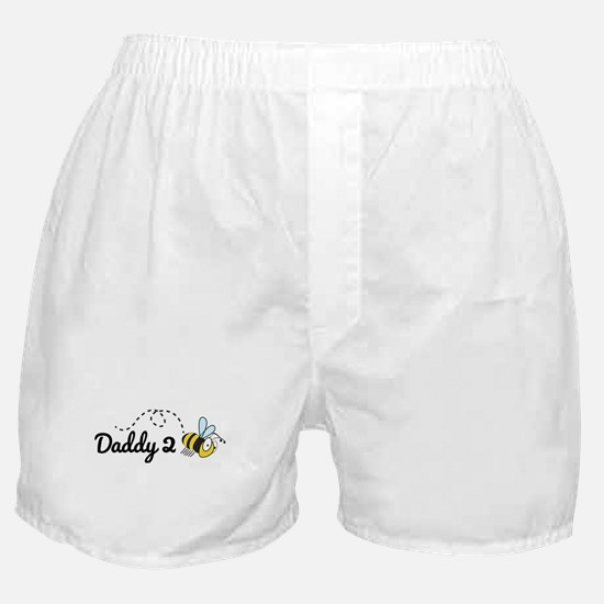 Daddy 2 Bee Boxer Shorts
