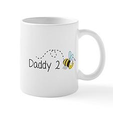 Daddy 2 Bee Small Mug