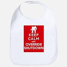 Mechwarrior Shutdown Bib