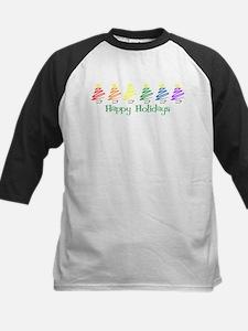 Happy Holidays (Rainbow Trees Tee