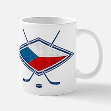 Czech Ice Hockey Flag Mug