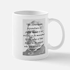 Arthur - Etravagent Expenditure Mug