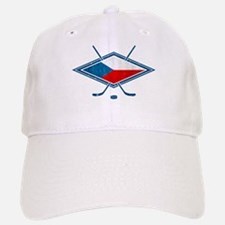 Czech Ice Hockey Flag Baseball Baseball Baseball Cap