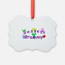 Bestest Grammy Ornament