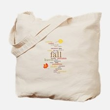 Fall Dreams Tote Bag