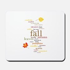 Fall Dreams Mousepad