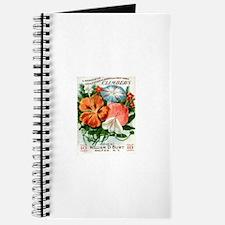 Vintage Seed Packet Journal