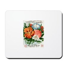 Vintage Seed Packet Mousepad