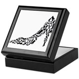 Heels Keepsake Boxes
