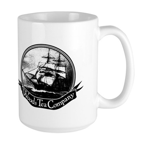 Ship Logo Mug
