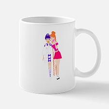 Hotaru and Usagirou Mug