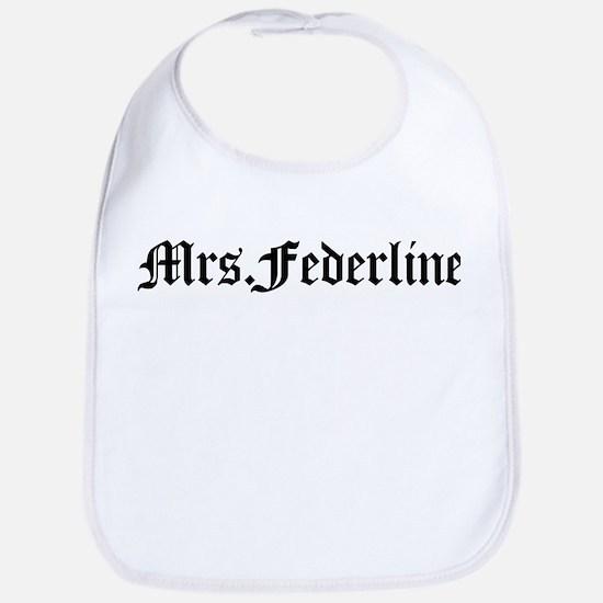Mrs.Federline  Bib