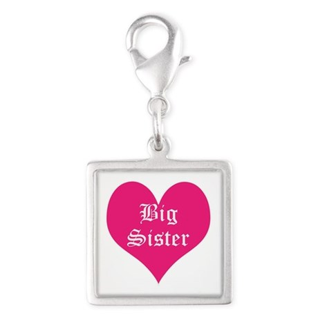 Big Sister, heart, Charms