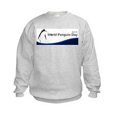 World Penguin Day Sweatshirt