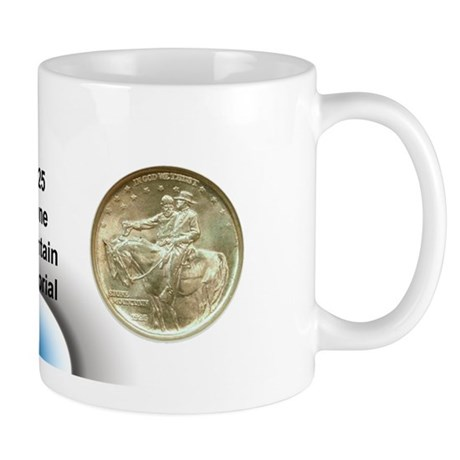 Stone Mountain Coin Mug