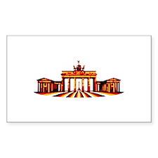 Brandenburg Gate / Brandenburger Tor Decal