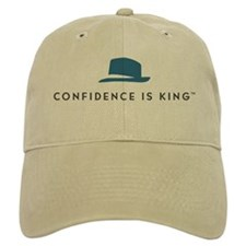 Confidence Is King Baseball Cap