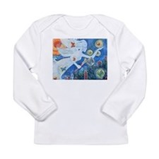 """The Angel of Hope"" by Studio OTB Long Sleeve Infa"