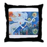 Chagall Cotton Pillows