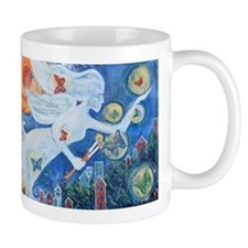 """The Angel of Hope"" by Studio OTB Mug"