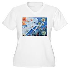 """The Angel of Hope"" by Studio OTB T-Shirt"