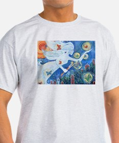 """The Angel of Hope"" by Studio OTB T-Shirt"