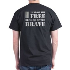Land of the Free Camo T-Shirt