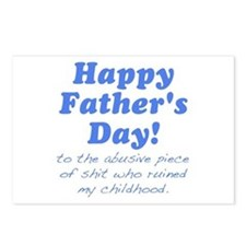 Happy Fathers Day... Postcards (Package of 8)