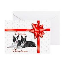 Christmas Boston Greeting Cards (Pk of 10)