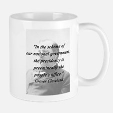 Cleveland - Presidency Mug