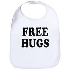 Free Hugs Bib