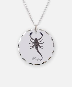 Starlight Scorpio Necklace