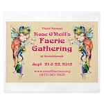 2012 Faerie Gathering King Duvet