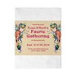 2012 Faerie Gathering Twin Duvet