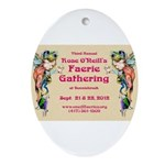 2012 Faerie Gathering Ornament (Oval)