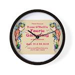 2012 Faerie Gathering Wall Clock