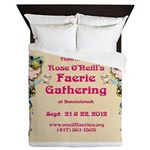 2012 Faerie Gathering Queen Duvet