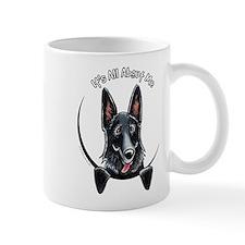 Black GSD IAAM Mug