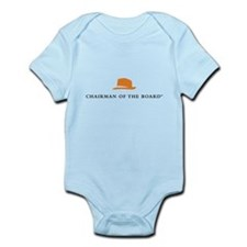 Chairman Of The Board Baby Onesie