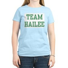 TEAM HAILEE  Women's Pink T-Shirt