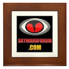 Got Skywarn? Framed Tile