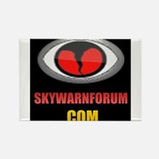 Got Skywarn? Rectangle Magnet