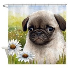 Dog 114 Shower Curtain
