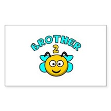 Brother 2 Bee Decal