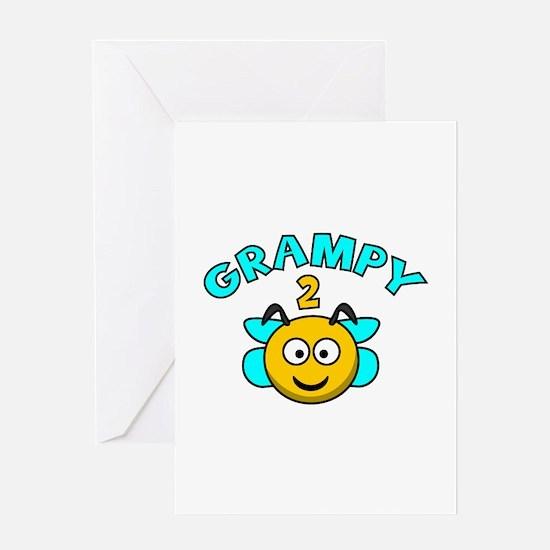 Grampy 2 Bee Greeting Card