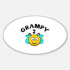 Grampy 2 Bee Decal