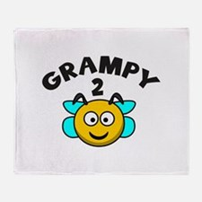 Grampy 2 Bee Stadium Blanket