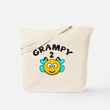 Grampy 2 Bee Tote Bag