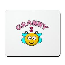Granny 2 Bee Mousepad